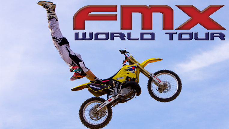 FMX Motocross World Tour
