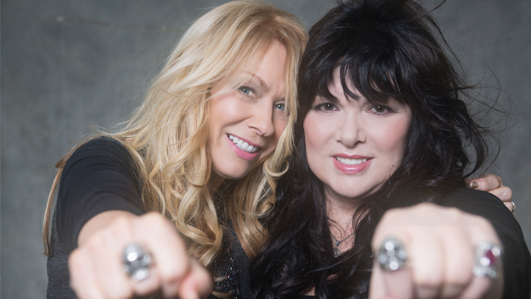 Queens of Sheba featuring Heart with special guest Joan Jett and the Blackhearts