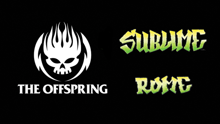 The Offspring & Sublime with Rome