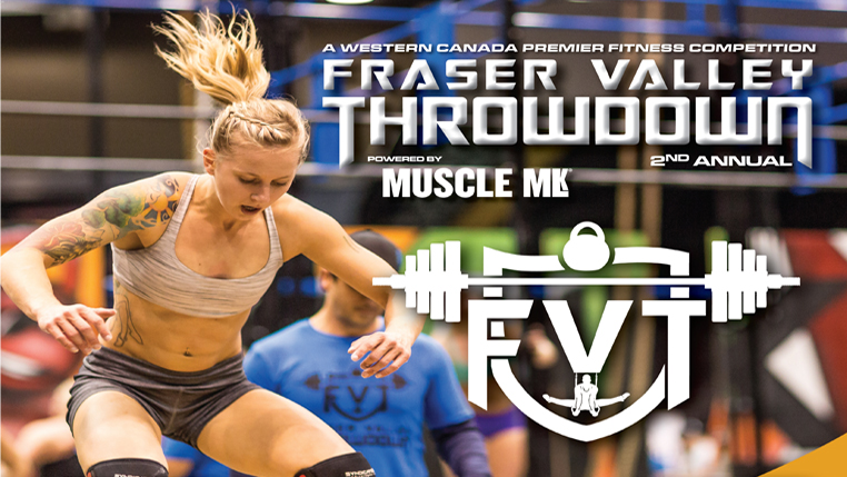 Fraser Valley Throwdown Crossfit Competition