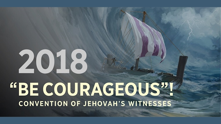 2018 Convention of Jehovah Witnesses