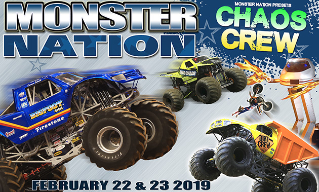 Monster Nation Chaos Crew Tour